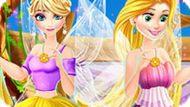 Игра Принцессы Диснея Феи Делают Покупки