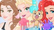 Игра Принцессы Диснея: Фестиваль Красок