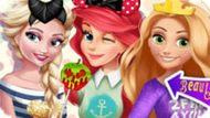 Игра Принцессы Диснея: Фотокабинка