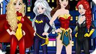 Игра Принцессы Диснея: Героини Комиксов