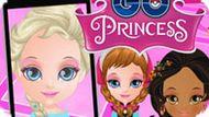 Игра Принцессы Диснея Гоу