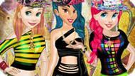 Игра Принцессы Диснея: Хип-Хоп Баттл