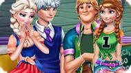 Игра Принцессы Диснея: Идеальная Пара В Колледже