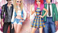 Игра Принцессы Диснея: Идеальная Пара