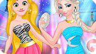 Игра Принцессы Диснея Идут В Ночной Клуб
