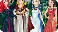 Игра Принцессы Диснея: Игра Престолов