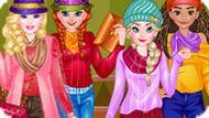 Игра Принцессы Диснея: Эдги Мода