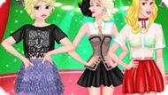 Игра Принцессы Диснея: Кастинг На Модное Реалити