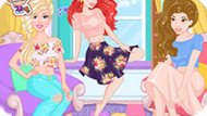 Игра Принцессы Диснея: Книжный Клуб