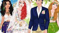 Игра Принцессы Диснея: Коачелла Свадьба
