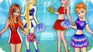 Игра Принцессы Диснея: Команда Чирлидеров