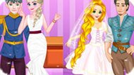 Игра Принцессы Диснея: Комната Для Молодоженов