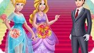 Игра Принцессы Диснея: Конкурс Невест