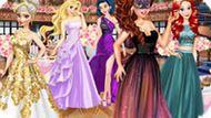 Игра Принцессы Диснея: Королевский Бал Белль