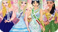 Игра Принцессы Диснея: Королевский Конкурс Красоты