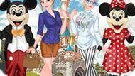 Игра Принцессы Диснея: Королевский Визит Во Францию