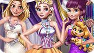 Игра Принцессы Диснея: Королевский Зимний Бал