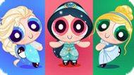 Игра Принцессы Диснея: Крутые Девчонки