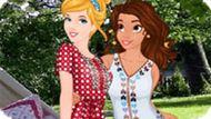 Игра Принцессы Диснея: Летний Пикник