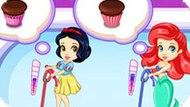 Игра Принцессы Диснея Любят Кексы
