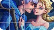 Игра Принцессы Диснея: Любовные Пазлы