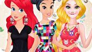 Игра Принцессы Диснея: Лондон Или Токио