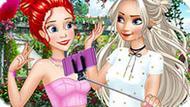 Игра Принцессы Диснея: Лучший Выходной