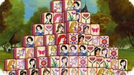 Игра Принцессы Диснея: Маджонг