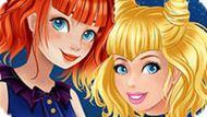 Игра Принцессы Диснея: Мерида Путешествует По Обмену