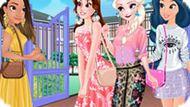 Игра Принцессы Диснея: Моана Идет В Школу Дисней