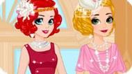 Игра Принцессы Диснея: Мода 20-Х Годов