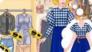 Игра Принцессы Диснея: Мода Секонд-Хэнд