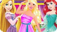 Игра Принцессы Диснея: Модная Блондинка