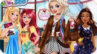 Игра Принцессы Диснея: Модная Харли Квинн