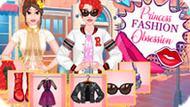 Игра Принцессы Диснея: Модная Одержимость