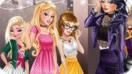 Игра Принцессы Диснея: Модная Злая Королева