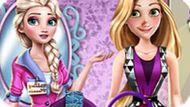 Игра Принцессы Диснея: Модные Аксессуары