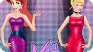 Игра Принцессы Диснея: Модный Конкурс