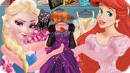Игра Принцессы Диснея: Модный Магазин Ариэль