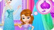 Игра Принцессы Диснея: Модный Магазин Эльзы