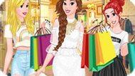 Игра Принцессы Диснея: Модный Шопоголик