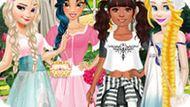Игра Принцессы Диснея: Мори Стиль