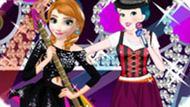 Игра Принцессы Диснея: Музыкальный Конкурс