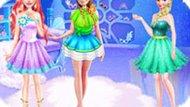 Игра Принцессы Диснея На Королевском Балу