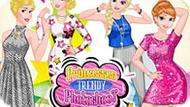 Игра Принцессы Диснея На Модной Фотосессии