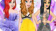 Игра Принцессы Диснея На Неделе Моды В Париже