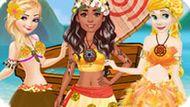 Игра Принцессы Диснея На Необитаемом Острове