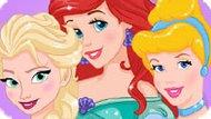 Игра Принцессы Диснея На Обложке Журнала