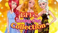 Игра Принцессы Диснея: Наряды Для Встречи Лучших Подруг
