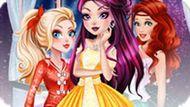 Игра Принцессы Диснея: Ночное Веселье